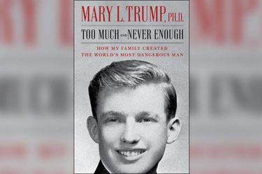 Justicia sentencia que Mary Trump sí puede promocionar polémico libro sobre su tío