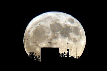 Luna de gusano, la primera súperluna del año: esta noche satélite se verá 7% más grande y 15% más brillante que lo habitual
