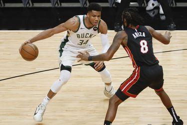 Milwaukee se tomó revancha: Los Bucks barren con los Heat y ya están en semifinales de conferencia
