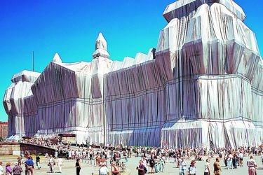 Las obras efímeras y monumentales  de Christo