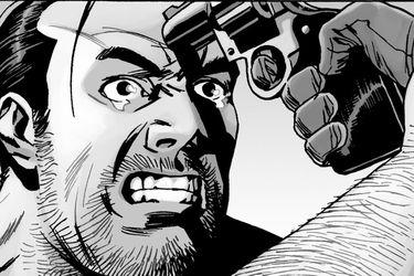 El argumento del dibujante Charlie Adlard que evitó que Kirkman matara a Negan en The Walking Dead