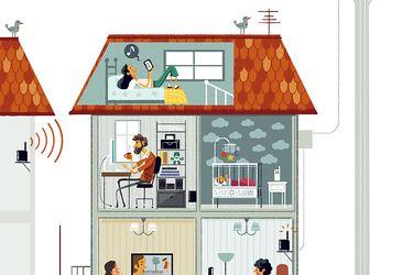 """La evolución de las familias """"smart"""" en Chile"""