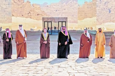 Qatar y Arabia Saudita firman acuerdo para terminar disputa que obstaculizó los intereses de EE.UU.