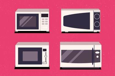 Queques, verduras al vapor y papas fritas: 9 rápidas preparaciones para el microondas