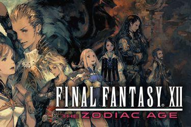 Final Fantasy X/X-2 HD Remaster y Final Fantasy XII: THe Zodiac Age llegarán en abril a la Switch