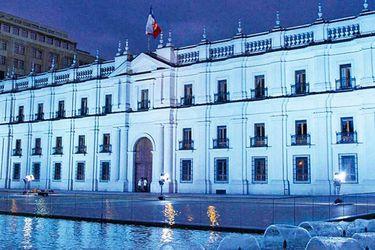 Google Street View en La Moneda: Ahora se podrá visitar virtualmente más de 30 lugares y salones de la sede de gobierno