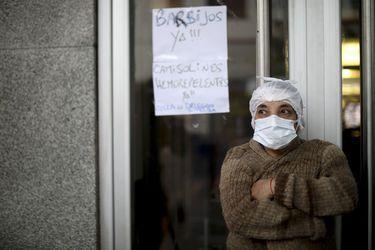Argentina confirma otro récord de muertes por coronavirus y casi 5.000 nuevos contagios