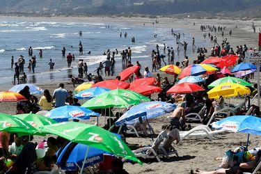 Al cierre del verano se solicitaron 3.850.000 permisos de vacaciones: Valparaíso fue el destino más elegido