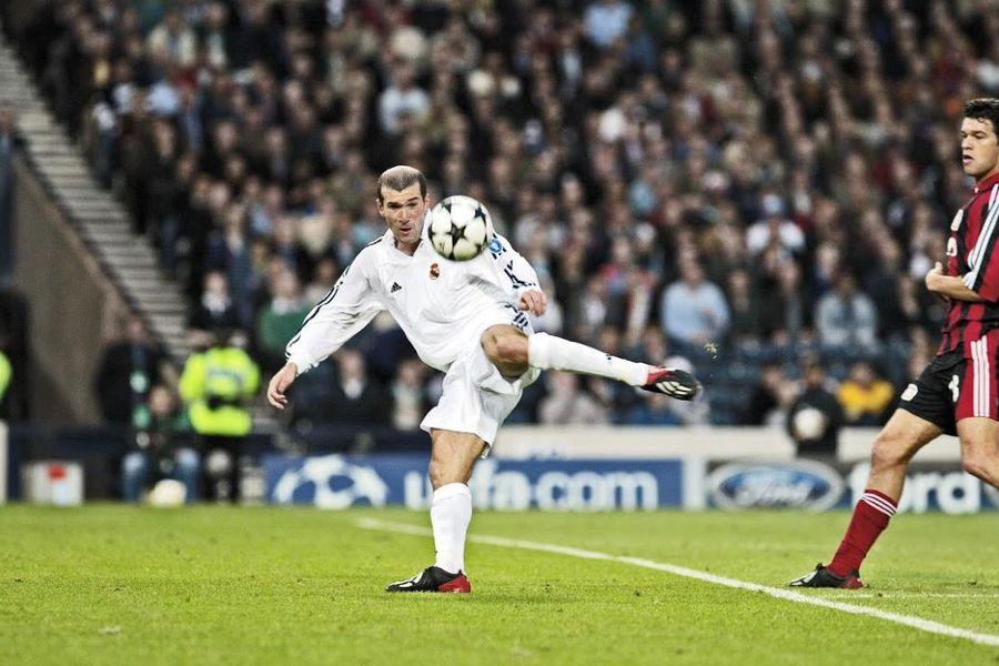 15 de mayo: nace Matías Fernández y Zidane anota un gol histórico para ganar la Champions - La Tercera