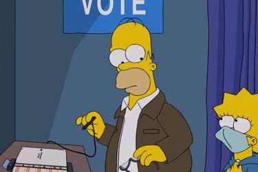 50 razones para no votar por Trump: Los Simpson se meten de lleno en las elecciones estadounidenses