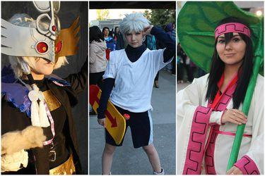 Galería | Los cosplays que se tomaron la Super Japan Expo