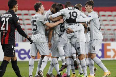 El Leverkusen avanza en la Europa League y definirá el primer lugar del grupo