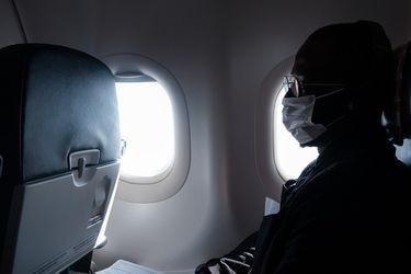 Probabilidad de contraer Covid-19 en vuelos es de menos del 1%