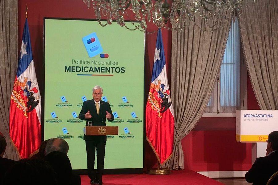 piñera-politica-medicamentos