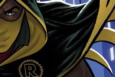 Conozcan al Robin del universo de Tim Burton en los nuevos acercamientos a Batman '89