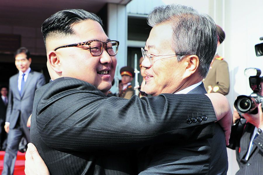 Inter-Korean second summit (41809244)
