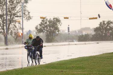 Tormenta tropical Nicholas se convierte en huracán en su ruta a Houston: alertas de inundaciones y marejadas
