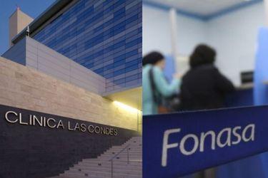 El email que agravó la pugna entre Clínica Las Condes y Fonasa por pago de atención a pacientes Covid