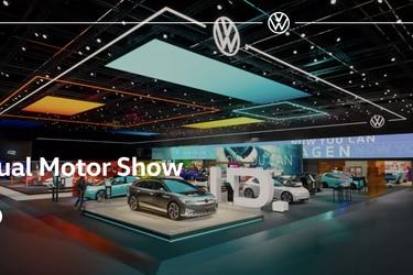 Volkswagen invita a recorrer el que iba a ser su stand en el Salón de Ginebra