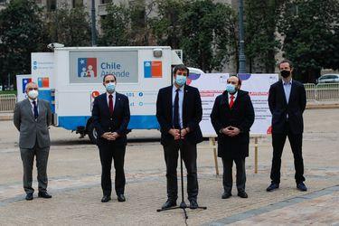 """Gobierno anuncia que más de 13 millones de chilenos cuentan con su Clave Única y que el 74% de los trámites se pueden realizar de forma digital: """"La pandemia aceleró el proceso"""""""