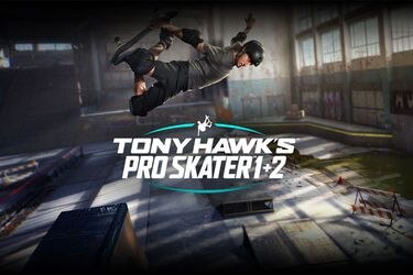 Tony Hawk's Pro Skater 1 y 2 llegará a PlayStation 5, Xbox Series X y Nintendo Switch