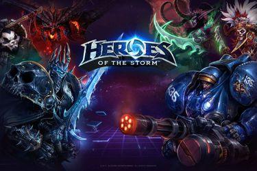 Puedes obtener 20 héroes de Heroes of the Storm por sólo iniciar sesión