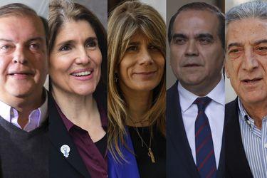 Otro encontrón Chahin v/s Elizalde y Muñoz: La pugna por primarias presidenciales a dos, tres o cuatro bandas