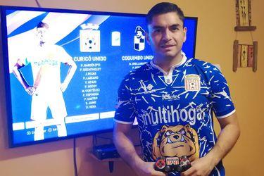"""El campeón de la consola: """"Jugar al Play ayuda a sobrellevar mejor la pandemia"""""""