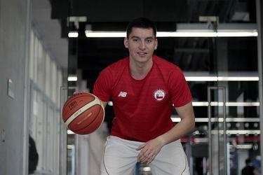 """Sebastián Silva: """"Hay que ver si estamos a nivel NBA o lejos"""""""