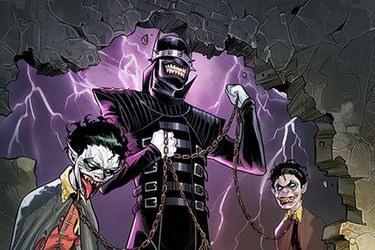 McFarlane Toys lanzará un nuevo set del Batman Que Ríe y sus malvados Robins
