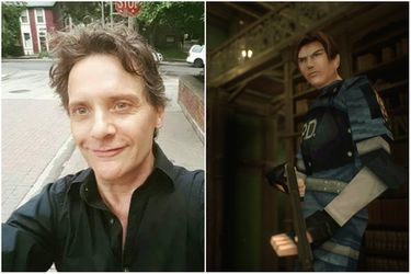 Fallece Paul Haddad, la voz original de Leon en Resident Evil 2