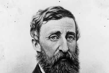 Henry David Thoreau: el anárquico barbudo del bosque