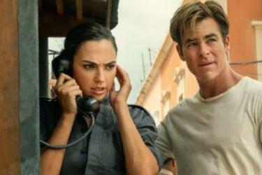 Diana y Steve están en una misión en la nueva foto de Wonder Woman 1984