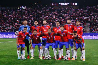 La Roja sube dos puestos en la nueva actualización del ránking FIFA