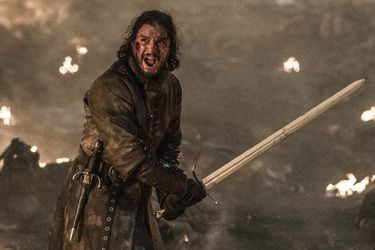 A Kit Harrington le habrían dicho que Jon Snow mataría a The Night King en Game of Thrones