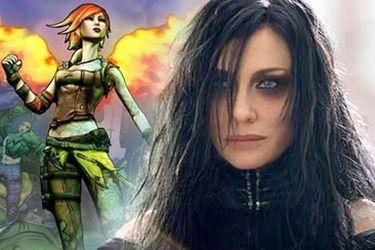 Cate Blanchett negocia para ser Lilith en la adaptación del videojuego Borderlands