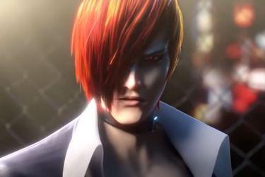 Conozcan a The King of Fighters: Awaken, la nueva película de animación digital del videojuego de peleas
