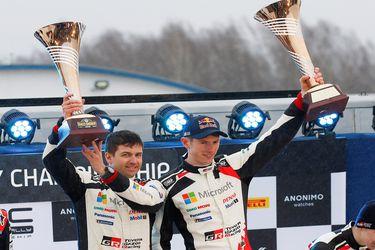 Evans gana el Rally de Suecia y se pone líder del Mundial