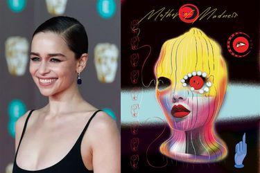 M.O.M: Mother of Madness, el nuevo cómic de Emilia Clarke