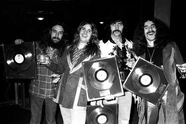 Black Sabbath Vol. 4: camino a la perdición