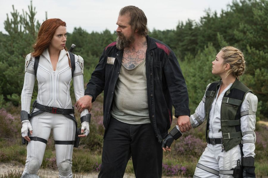 Revisen las primeras reacciones sobre la película de Black Widow - La  Tercera