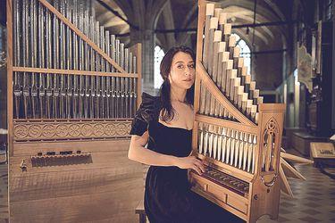 Catalina Vicens: una estrella en ascenso del clavecín y el órgano medieval