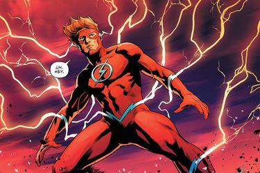 """DC Comics tendría """"planes realmente grandes"""" para Wally West según Scott Snyder"""