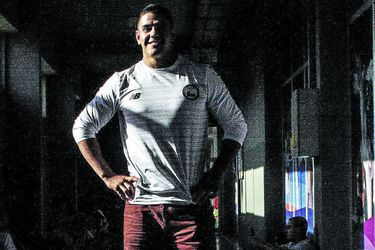 "Thomas Briceño: ""No entreno para ir a competir, sé que voy a ganar"""