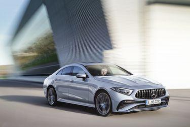 Mercedes-Benz actualiza el CLS, el primer coupé de cuatro puertas