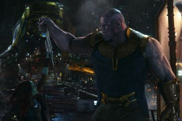 gamora thanos knowhereinfinity war