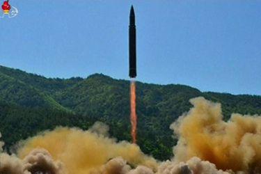 Corea del Norte probó nuevo misil balístico lanzado por submarino: Consejo de Seguridad de ONU llamó a reunión de urgencia