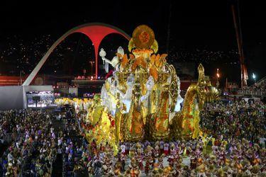 Río de Janeiro suspende sus desfiles del Carnaval 2021 debido a la pandemia