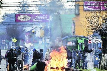 Conflicto en La Araucanía: el gobierno se debe hacer cargo del problema