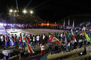 Team Chile finaliza cuarto en sus mejores Juegos Sudamericanos de Playa